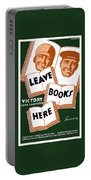 Victory Book Campaign - Wpa Portable Battery Charger