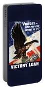 Victory Loan Bald Eagle Portable Battery Charger