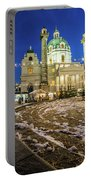 Vienna Christmas Markets Portable Battery Charger