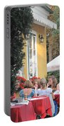 Vienna Restaurant In The Park Portable Battery Charger