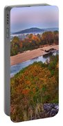 View From Greens Cave Bluff Portable Battery Charger