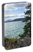 View From Incline Village Portable Battery Charger