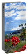 View From Keauhou Kona Portable Battery Charger