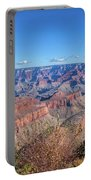 View From The South Rim Portable Battery Charger