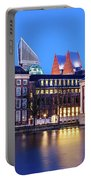View Of Mauritshuis And The Hofvijver - The Hague Portable Battery Charger
