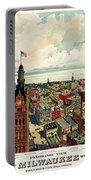 View Of Milwaukee 1898 Portable Battery Charger