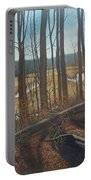 View Of Parkers Creek Portable Battery Charger