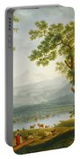 View Of Piedimonte Portable Battery Charger