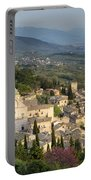 View Over Assisi Portable Battery Charger