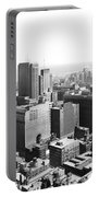 View Over Downtown Chicago Portable Battery Charger