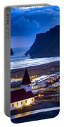 Vik Iceland Portable Battery Charger