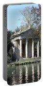 Villa Borghese Park Portable Battery Charger