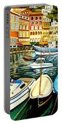 Villa Franche Portable Battery Charger