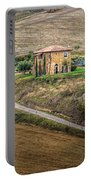 Villa In Tuscany, Italy Portable Battery Charger