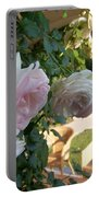Villa Roses Portable Battery Charger