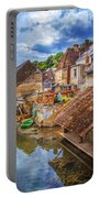 Village At The River Portable Battery Charger