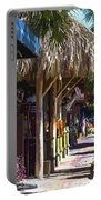 Village Life II - Siesta Key Portable Battery Charger