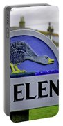 Village Sign - St Helens Portable Battery Charger