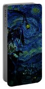 Vincent Van Ghost Xxv Portable Battery Charger