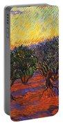 Vincent Van Gogh Portable Battery Charger
