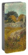 Vincent Van Gogh, Farmhouse In Provence Portable Battery Charger
