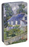 Vincent Van Gogh, Houses At Auvers Portable Battery Charger