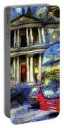 Vincent Van Gogh London Portable Battery Charger