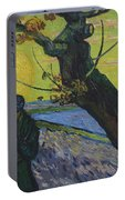 Vincent Van Gogh, The Sower Portable Battery Charger