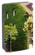 Vine Cover Portable Battery Charger
