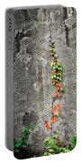 Vine In Autumn Portable Battery Charger
