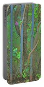Vines Abstract IIi Portable Battery Charger