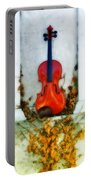 Vines And Violin Portable Battery Charger