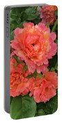 Vineyard Flowers  Portable Battery Charger