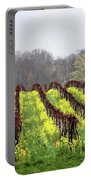 Vineyard In Westfield Portable Battery Charger