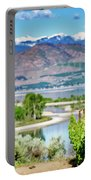 Vineyard View Portable Battery Charger