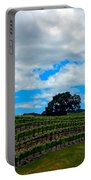 Vineyards In Paso Robles Portable Battery Charger