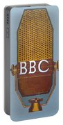 Vintage Bbc Mic Portable Battery Charger