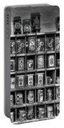 Vintage Camera Matrix Portable Battery Charger
