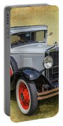 Vintage Chev Portable Battery Charger