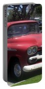 Vintage Chevrolet Apache 32 Pickup Portable Battery Charger