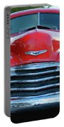 Vintage Chevy Pickup Truck Portable Battery Charger