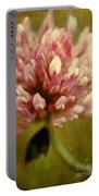 Vintage Clover Portable Battery Charger