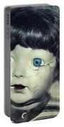 Vintage Doll Portable Battery Charger