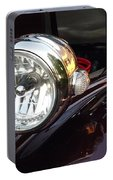 Vintage Headlight Portable Battery Charger