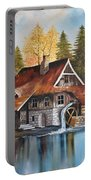 Vintage House Portable Battery Charger