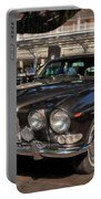 Vintage Jaguar Portable Battery Charger