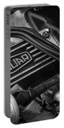 Vintage Jaguar Engine Portable Battery Charger