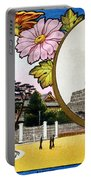 Vintage Japanese Art 10 Portable Battery Charger