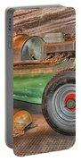 Vintage Midget Racer Portable Battery Charger