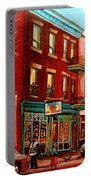 Vintage Montreal Portable Battery Charger